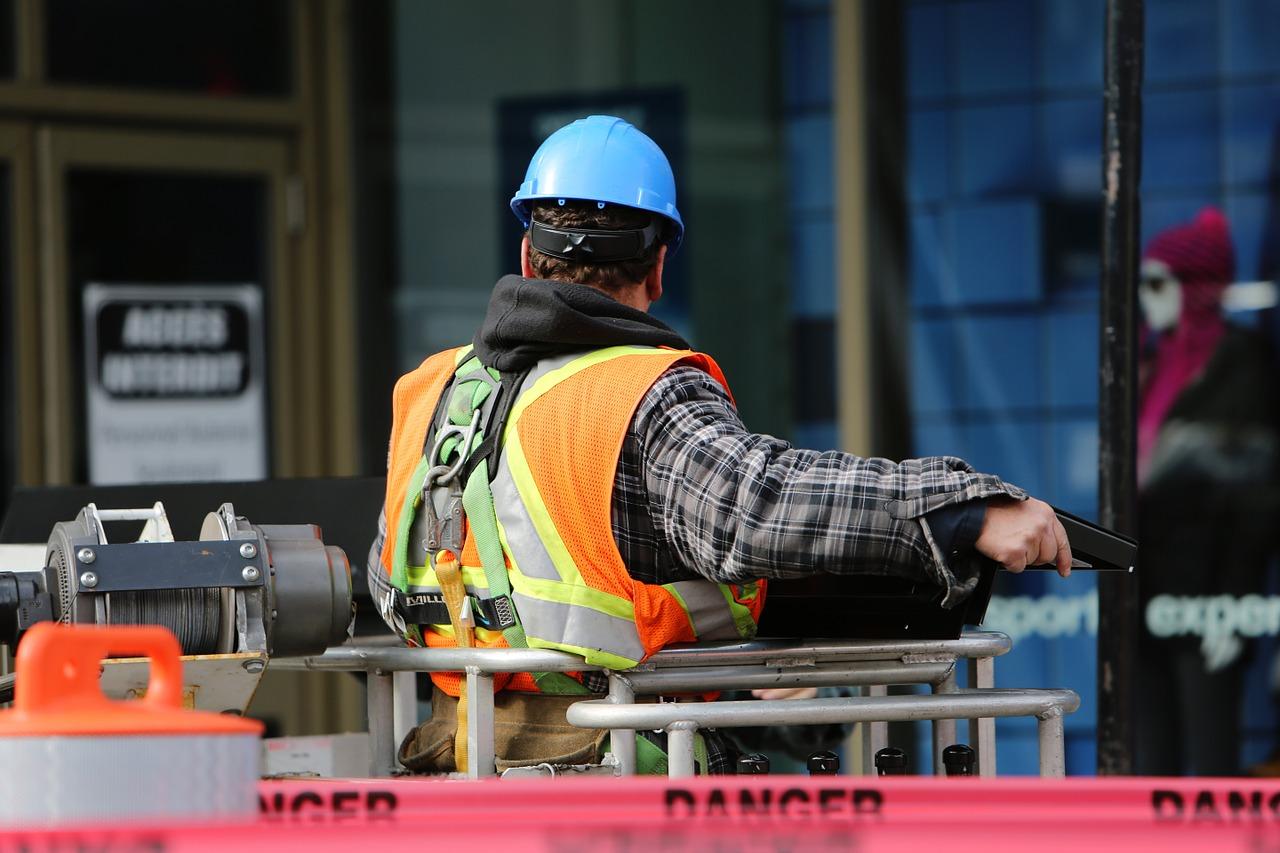 Consignes de sécurité pour travaux en hauteur