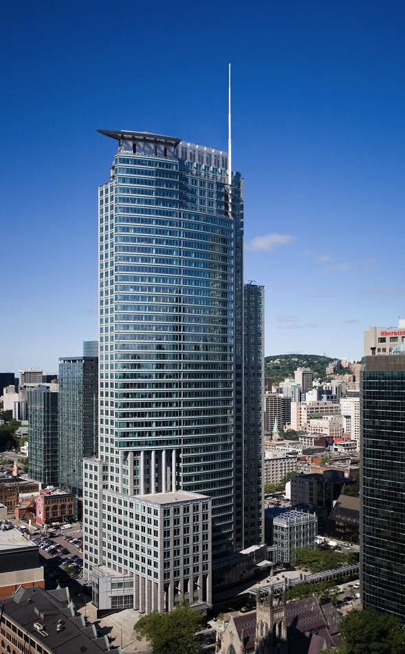 L'entretien des façades de bâtiment