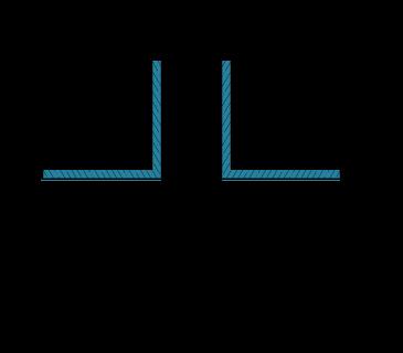 Obtenir un devis - Diagramme rail rigide coupe 1-1 profilé du bas